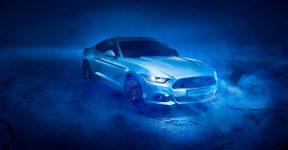 Ford Mustang Harniman