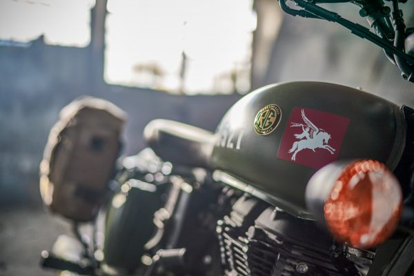 Royal Enfield Pegasus Limited Edition