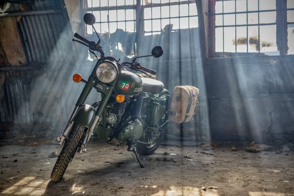 Royal Enfield Pegasus Hero