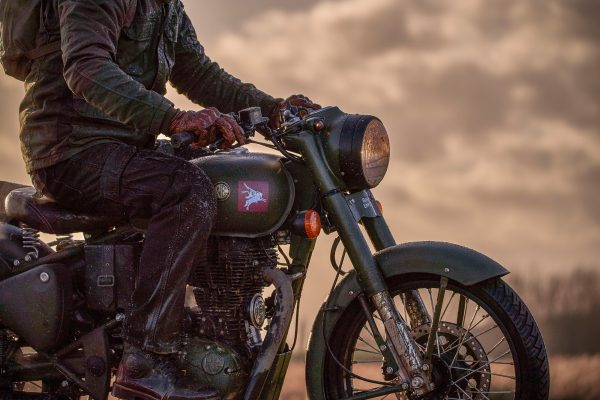 Royal Enfield Pegasus Lifestyle