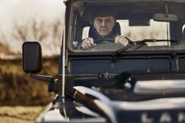 Sir Ranulph Fiennes Land Rover Ambassador