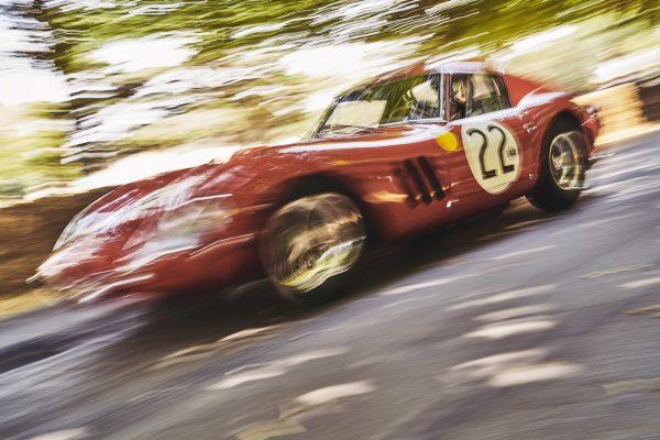 TenTenths Ferrari GTO at Goodwood FOS2018