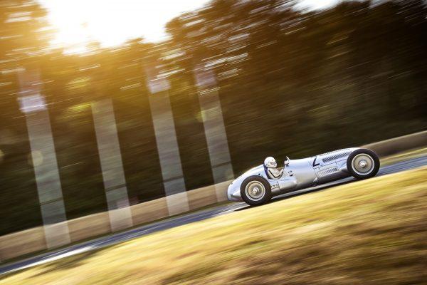 simply elegant ... 1937 Mercedes W125 Driver Martin Wiessmann