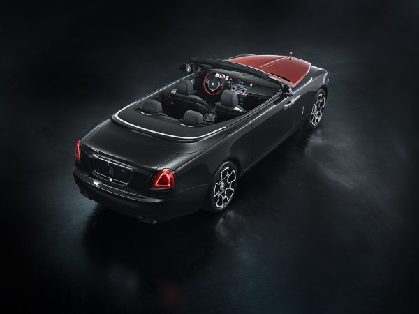 Rolls-Royce Dawn Adamas Black Badge