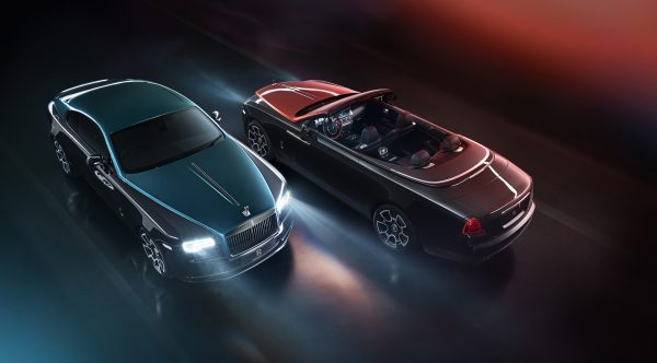 Rolls-Royce Black Badge Dawn & Wraith