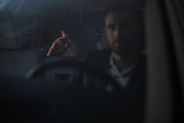 Rolls-Royce Phantom 'Luxury of Privacy' campaign
