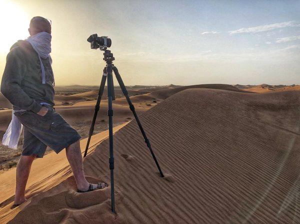 Saatchi & Saatchi shoot Morocco