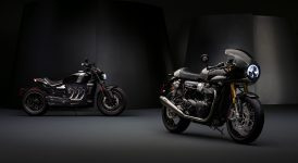 Triumph Factory Customs TFC Thruxton & Rocket