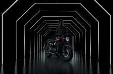 Triumph Speed Twin film & stills