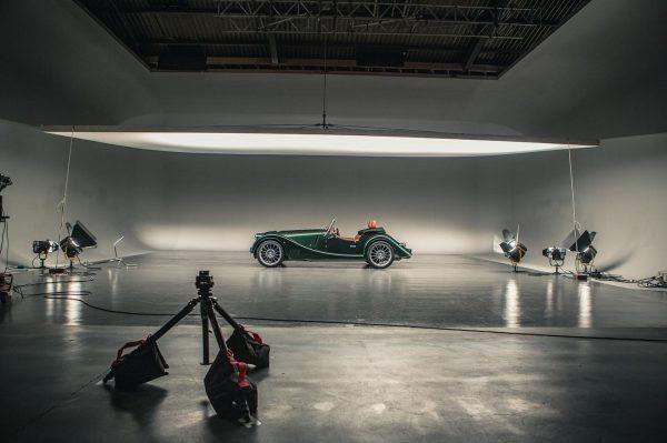 BTS Morgan Motor Cars Harniman
