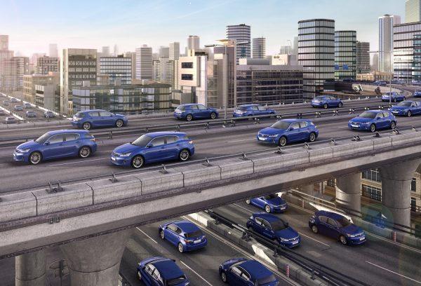 Lexus for Kitcatt Nohr London - full CG