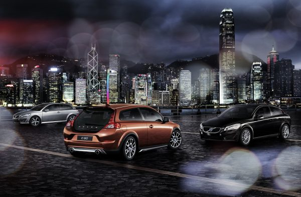 Hong Kong 'Spirit of Free Will' campaign Volvo C30