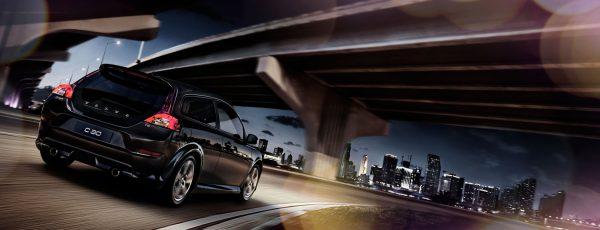 Miami 'Spirit of Free Will' campaign Volvo C30