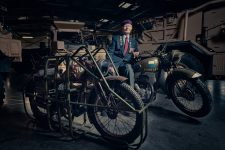 Royal Enfield Fred Glover & Flying Fleas