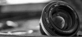 Vintage Nikon lenses