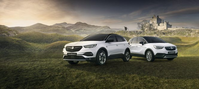 Going the 'extra' mile with Vauxhall!